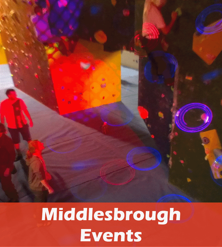 Middlesbrough Events